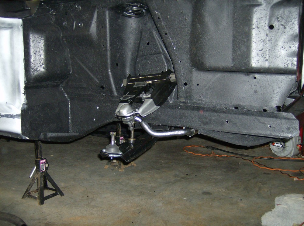 Front End Suspension, New Sway Bar & Chelby Drop 001.jpg